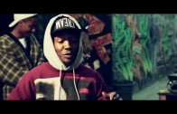 "Dizzy Wright Feat. Sir Michael Rocks, Like (Of Pac Div) & Mod Sun ""RAW Cypher"""