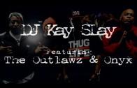 "DJ Kay Slay Feat. The Outlawz & Onyx ""My Brother's Keeper"""