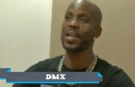 "DMX ""Spits ""Rudolf The Red-Nosed Reindeer"""""