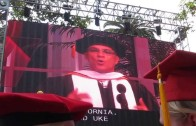 "Dr. Dre ""Speaks At USC Graduation"""