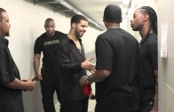 "Drake ""BTS of Club Paradise Tour"""