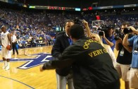 "Drake ""Coaches UK Basketball Game"""