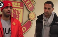 "Drake ""Talks Music & Sports With Rio Ferdinand"""