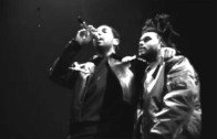 """Drake & The Weeknd Perform """"Crew Love"""" Live In London"""