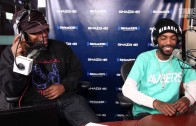 DUBB Talks Future Plans & 'Never Content' Tape With Sway