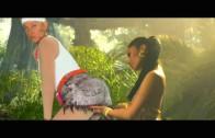 """Ellen Degeneres Spoofs Nicki Minaj's """"Anaconda"""""""