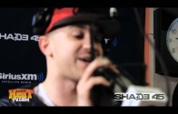 "Emilio Rojas ""Freestyle at Shade45 with DJ Kay Slay """