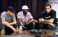 """Eminem """"50 Cent & Eminem Prank Lloyd Banks"""""""