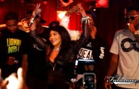 Fabolous Brings Out Lil Kim For New York Performance