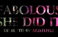 """Fabolous """"She Did It BTS"""""""