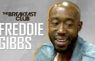 """Freddie Gibbs """"Breakfast Club Interview"""""""