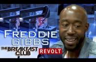 Freddie Gibbs On The Breakfast Club