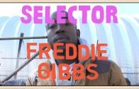 "Freddie Gibbs ""Pitchfork Selector Freestyle"""