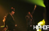 "French Montana ""Brings Out Meek Mill in Philly"""