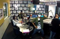 """French Montana """"Does Harlem Shake With Power 106"""""""