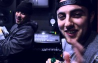 """French Montana Feat. Mac Miller """"In The Studio"""""""