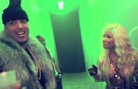 """French Montana Feat. Nicki Minaj """"BTS Of """"Freaks"""""""""""