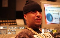 "French Montana ""Talks ""Excuse My French"" """