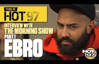 HNHH Talks To Hot 97's Ebro, Rosenberg and Cipha Sounds (Part 1)