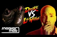 "HNHH – Word On The Street: ""Drake Vs. Lil Wayne"" Jordan 3s"