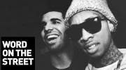 HNHH – Word On The Street: Tyga Vs. Drake