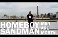 "Homeboy Sandman ""Men Are Mortal """