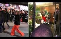 Iggy Azalea Flips Off Fans In NYC