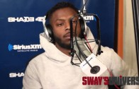 Isaiah Rashad Sway In The Morning Freestyle
