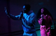 "Isaiah Rashad & SZA Perform ""Ronnie Drake"" In Brooklyn"