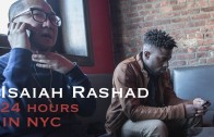 Isaiah Rashad Tours New York City