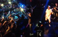 J. Cole Brings Out Kendrick Lamar For L.A. Show