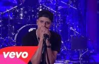 "J. Cole Performs ""Power Trip"" On David Letterman"