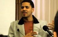 "J. Cole ""Speaking At Harvard (Pt. 1)"""
