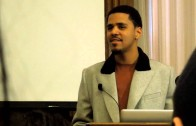 "J. Cole ""Speaking At Harvard (Pt. 2)"""