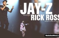 Jay Z Brings Out Rick Ross In Florida