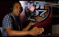 """Jay-Z """"Speaks On Dame Dash, Texting Obama & More With Angie Martinez"""""""