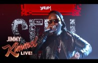 """Jeezy Performs """"Holy Ghost"""" On Jimmy Kimmel Live"""
