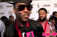 """Jeremih """"Talks Coming Under Diddy's Management"""""""
