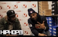 "Jim Jones ""Talks New Mixtapes & Clothing Line"""