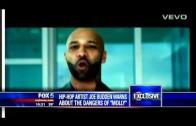 "Joe Budden ""Talks ""Molly"" On Fox News"""