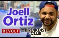 Joell Ortiz On The Breakfast Club