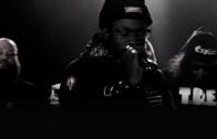 "Joey Bada$$ Feat. Ab-Soul, Action Bronson & Travi$ Scott ""2013 Cypher (Pt. 1)"""
