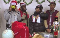"Joey Bada$$ Feat. Pro Era Crew ""How To Rap A Present Freestyle"""