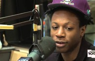 "Joey Bada$$ ""Interview With The Breakfast Club"""