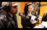 "Jon Connor """"Get in the Game"" Freestyle At Sway in the Morning """