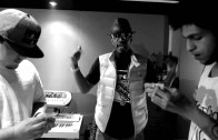 "Juicy J ""Ain't No Coming Down"""