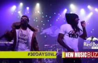Juicy J Brings Out Lil Wayne In L.A.