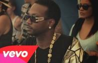 """Juicy J Feat. Nicki Minaj, Lil Bibby & Young Thug """"Low"""" BTS"""