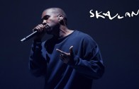 """Kanye West Performs """"Only One"""" On Swedish TV"""