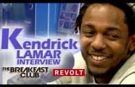 """Kendrick Lamar Addresses Criticism Of """"To Pimp A Butterfly"""" On The Breakfast Club"""
